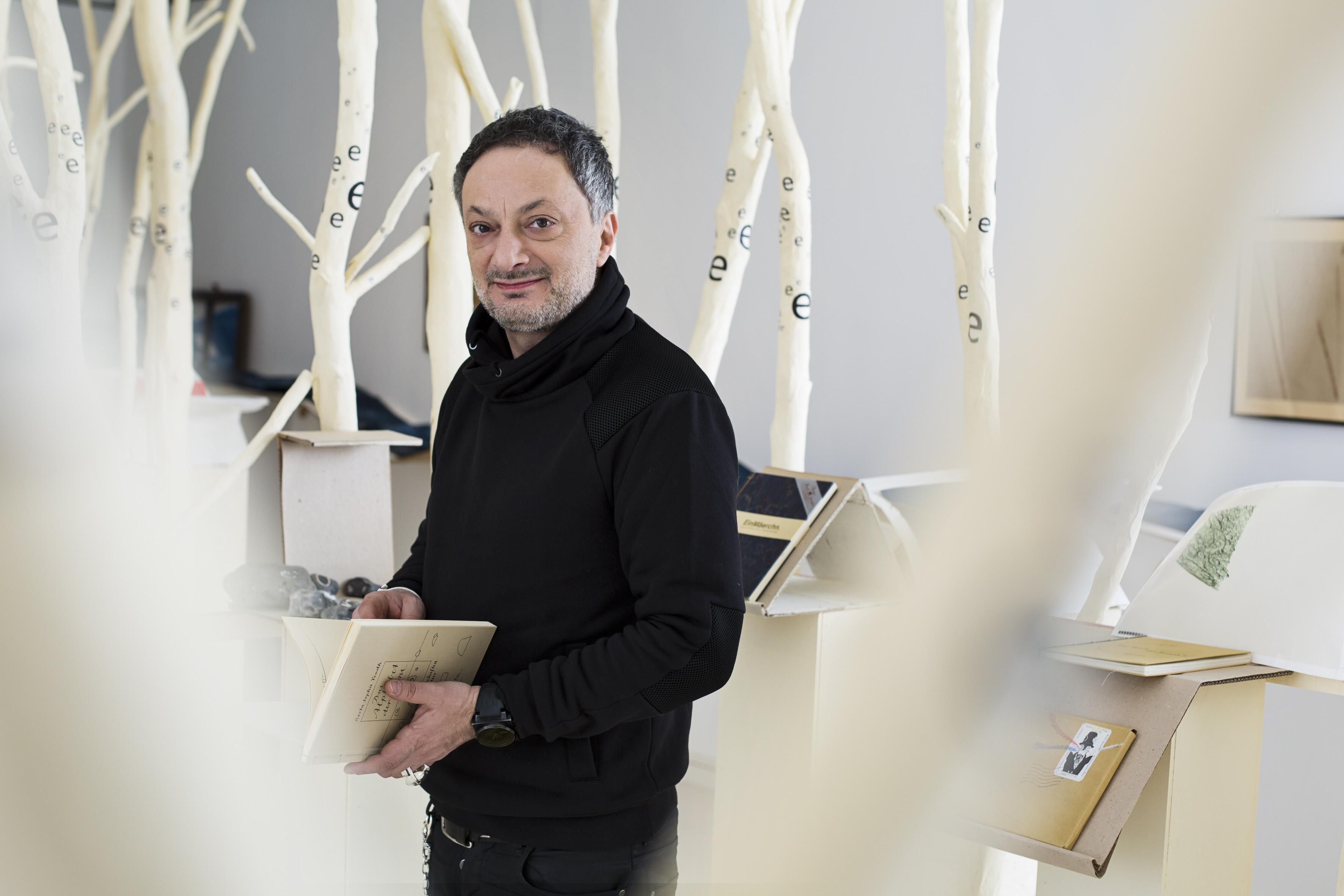 Mainzer Stadtschreiber 2015: Feridun Zaimoglu